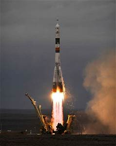 NASA Soyuz Launch - Pics about space