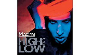 Album Review Marilyn Manson  'the High End Of Low' Nme