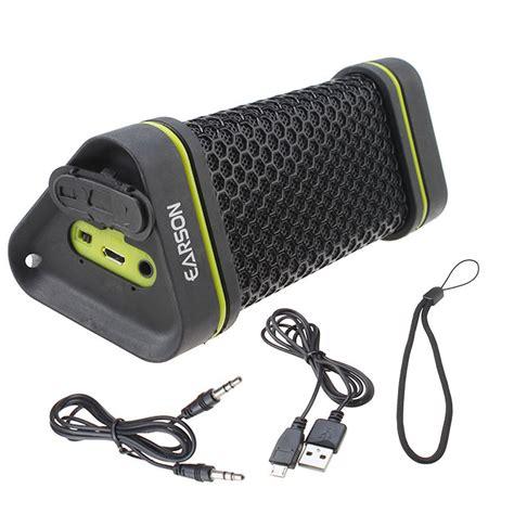 earson outdoor waterproof shockproof wireless bluetooth