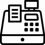 Cash Register Icon Clipart Transparent Svg Ecommerce