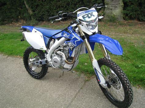 New Wk Rx 450 Enduro / Trail / Green Lane Motorcycle Bike
