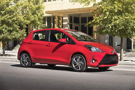 Toyota Yaris 2019 by 2019 Toyota Yaris At A Glance Motor Illustrated