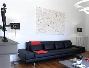 Tableau Salon Design : le blog design d interieur pizzeria ~ Teatrodelosmanantiales.com Idées de Décoration