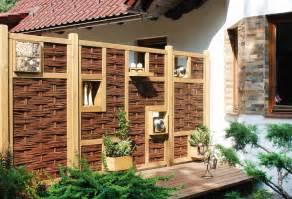 Sichtzäune Aus Holz : holzkontor kuhlenfeld garten ~ Watch28wear.com Haus und Dekorationen
