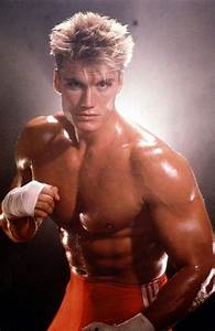 Dolph Lundgren (Ivan Drago) | The Gorgeous 80s | Pinterest ...