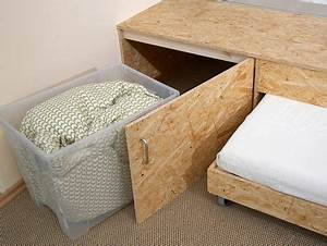 Podest Selber Bauen Bett : bett im podest selber machen heimwerkermagazin selbst gemacht pinterest podest bett und ~ Markanthonyermac.com Haus und Dekorationen