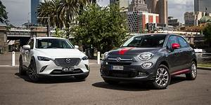 Fiat 500x Pop : mazda cx 3 akari v fiat 500x pop star comparison review photos ~ Medecine-chirurgie-esthetiques.com Avis de Voitures