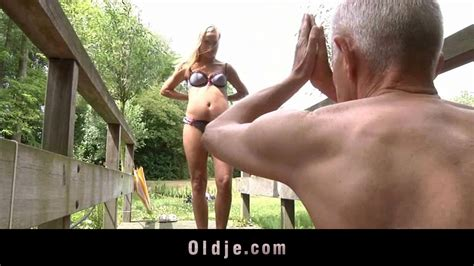 Old Sex Guru Fucking Babes Pussy For Relaxation Teen Porn