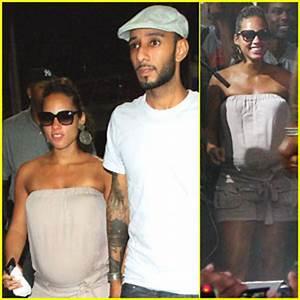 Alicia Keys & Swizz BeatzNewlyweds in NYC Alicia Keys