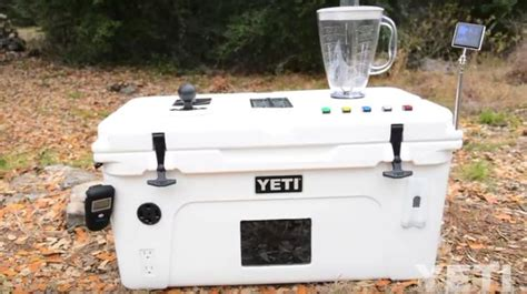 bud light yeti cooler yeti unveils the first ever 5 000 cooler codename