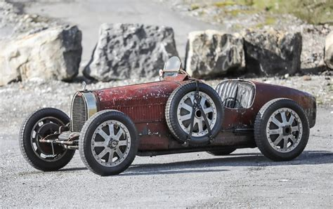 """However, many owners sent the car back to the factory to be equipped with one, and of course others. Bugatti trio leads """"Passion of a Lifetime"""" auction 