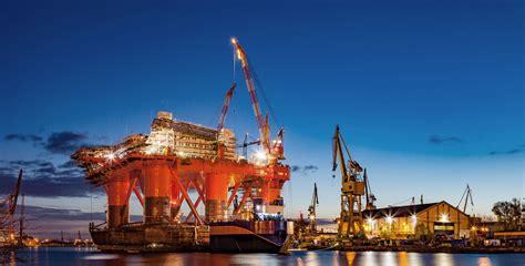 Offshore Project Management & Construction Supervision
