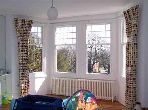 mm silver silent gliss metroflat fitted  bay window