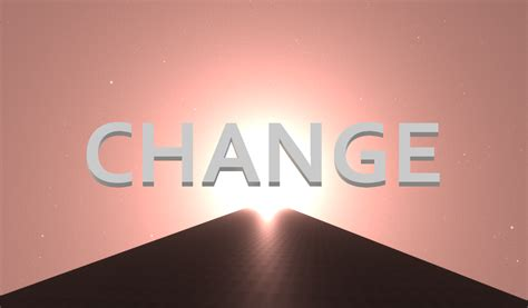 Change By Drigs