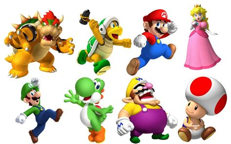 Petition Please Bring Back More Mario Characters To Mario