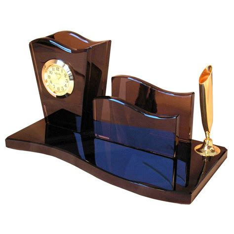 paper holder for desk small wave desk organizer with paper holder pencil box and