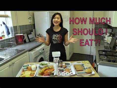How Much Should I Eat To Lose Weight? (food Portion & Calories) Youtube
