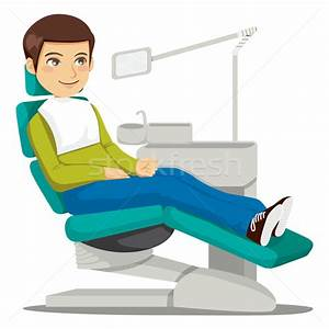 At the Dentist vector illustration © Kakigori (#1180652 ...