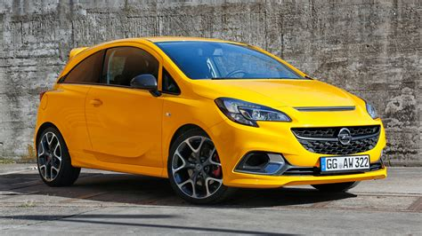 Opel Corsa Gsi 2020 by 2018 Opel Corsa Gsi Packs Opc Sports Chassis Autoevolution