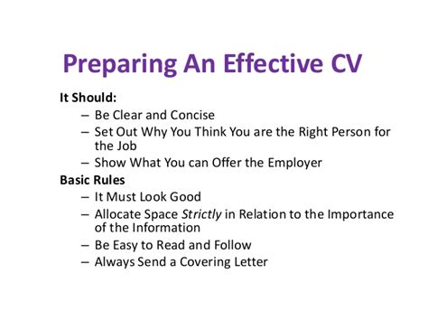 How Should A Resume Be Set Out by Cv Advice For Postgraduates And Postdoctoral Researchers