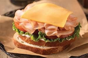 Classic Turkey and Cheese Sandwich - Kraft Recipes