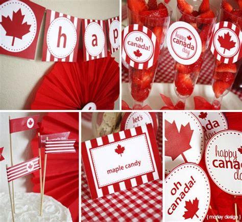 up decorations canada 5 tips for a stress free canada day yummymummyclub ca