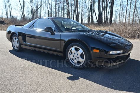 1991 acura nsx 5 speed at switchcars inc sold