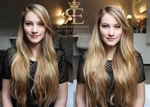 ponytail hair extensions haarverlängerung vorher nachher bilder und vergleiche