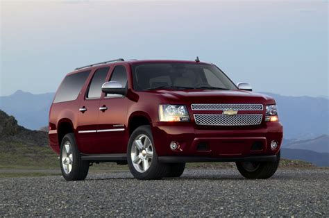 2014 Suburban Updates & Changes