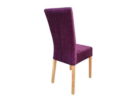purple dining room chairs upholstered chairs dining room