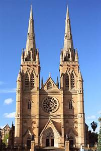 Sydney - City and Suburbs: St Mary's Cathedral