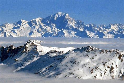chambre en 3d le mont blanc sans les skis les menuires