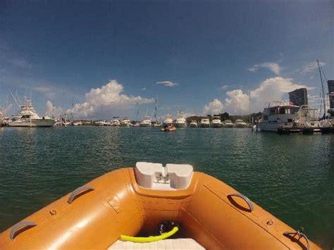 Mini Boat Excursion Fajardo by Mini Boat Snorkeling Tour Icacos Island Picture Of