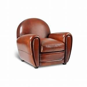 Fauteuil Club Pas Cher : fauteuil club en cuir mythique ~ Teatrodelosmanantiales.com Idées de Décoration