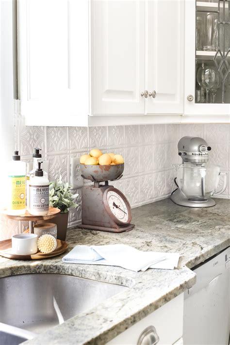 tin backsplash for kitchen diy pressed tin kitchen backsplash bless 39 er house