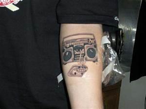 Graffiti Boombox Tattoo | www.pixshark.com - Images ...