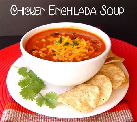 soup in crock pot chicken enchilada soup for the crock pot yum pinterest