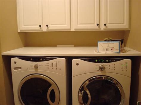 washer and dryer countertop counter or shelf washer dryer by davidatx