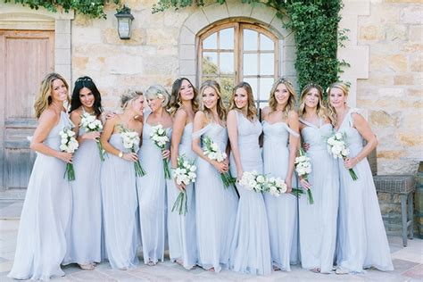 Top 7 Dusty Blue Wedding Color Combos For 2018