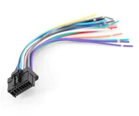 xtenzi wire harness radio in dash aftermarket cable