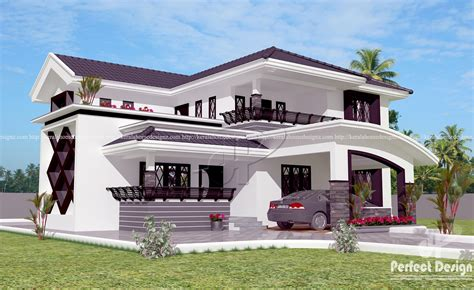 home interiors store modern 4 bedroom home design kerala home design