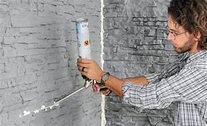 Löcher Wand Füllen : wand mit kunststoff paneele wandverkleidung ~ Sanjose-hotels-ca.com Haus und Dekorationen