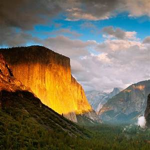 Yosemite National Park Guide - Sunset