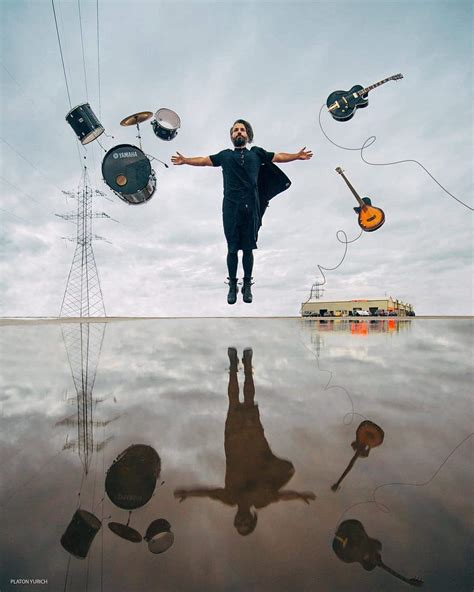 dreamlike conceptual photography merges surrealism