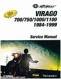 Yamaha Xv Service Manual