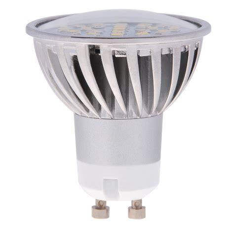 mr16 gu10 led bulb 4 8 watts 50w equivalent 5 pack