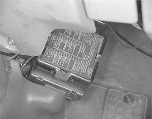 Fuse Box For 1997 Plymouth Voyager