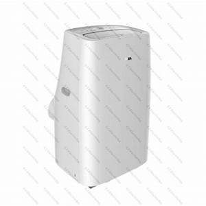 Aux Portable Air Conditioner 12000btu W   Remote Control