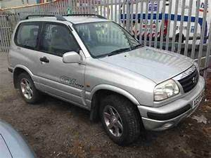 Suzuki 2000 Grand Vitara Gv2000 Silver  Car For Sale
