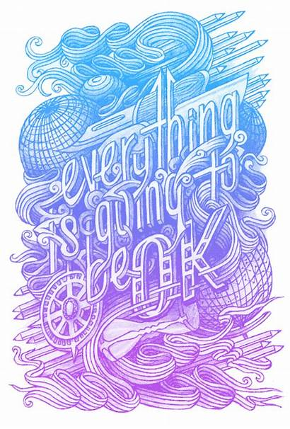 Quotes Posters Stunning Typography Inspirational Poster Designersof